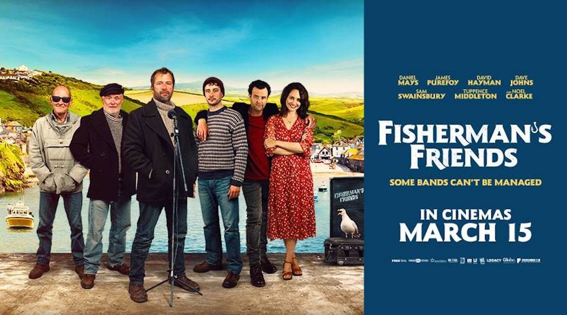Watch: Fisherman's Friends the Official Movie Trailer | Folk